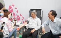 Dưới 100 người hiến máu mỗi ngày vì dịch COVID-19, bằng 1/15 nhu cầu