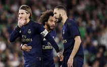 Hoãn La Liga, cách ly cầu thủ Real Madrid liên quan COVID-19