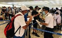 Hành khách trên chuyến bay VN50 từ London đi TP.HCM âm tính với COVID-19