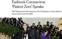 Nga Nguyễn, chị gái 'bệnh nhân số 17' lên tiếng trên New York Times
