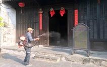 Hội An, Phú Yên dừng các hoạt động tham quan du lịch
