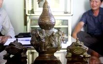 Bảo tàng Phú Yên chính thức xác nhận 'đồ cổ tỉ đô' chỉ là đồ lưu niệm