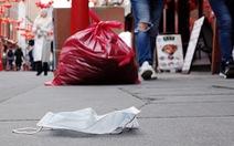 Khẩu trang y tế hại môi trường thế nào?
