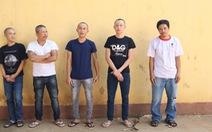 Bình Phước: khởi tố 16 đối tượng trong băng trộm liên tỉnh