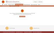 Vietcombank cung cấp dịch vụ thanh toán trực tuyến trên Cổng Dịch vụ công quốc gia