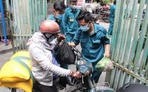 Chung cư Hòa Bình quận 10 'bế quan tỏa cảng' sau khi ghi nhận ca bệnh 48