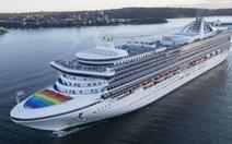 3.700 người không được rời du thuyền vì có khách nghi nhiễm COVID-19