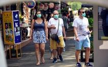 Ngày đầu áp dụng việc đeo khẩu trang nơi công cộng: Người đeo người không