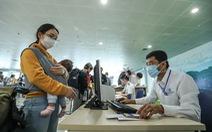 Cách ly gần 200 người liên quan bệnh nhân 50 ở Vietnam Airlines