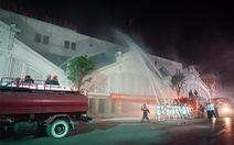 Nâng cao ý thức phòng cháy chữa cháy tại các chợ