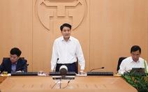 Chủ tịch Hà Nội khuyên con đang học ở Mỹ trữ đồ ăn, ở nhà 3 tháng