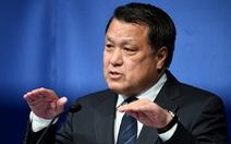 Chủ tịch Liên đoàn Bóng đá Nhật Bản nhiễm COVID-19