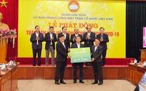 Vietcombank ủng hộ 10 tỉ đồng để dẹp dịch COVID - 19