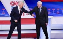 Tranh luận tay đôi, ông Biden thắng tập 1