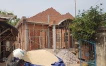 Sập giàn giáo khi xây nhà, một người tử vong