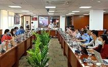 Phòng dịch COVID-19, gần 100 cơ quan ở TP.HCM tham gia hệ thống họp trực tuyến