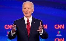 Ông Biden: Nếu tôi thắng, Mỹ sẽ có nữ phó tổng thống