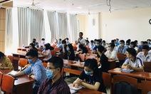 Trường ĐH Y dược TP.HCM đối thoại sinh viên việc đi học giữa lúc COVID-19