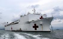 Hải quân Mỹ điều 2 tàu bệnh viện tới New York, Bờ Tây chống dịch COVID-19