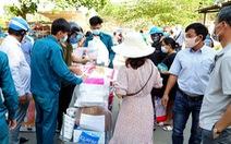 Trung tâm Giáo dục quốc phòng ĐHQG TP.HCM đón gần 1.000 người cách ly