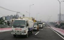 Nhiều thay đổi giao thông ở tỉnh lộ 10, cầu vượt Tân Tạo TP.HCM