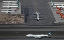 Cathay Pacific cắt giảm 3/4 chuyến tháng 3, hàng không toàn cầu ảnh hưởng vì COVID-19