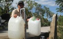 Hạn mặn 'lên đỉnh', 80.000ha cây ăn trái nguy cơ bị ảnh hưởng nghiêm trọng