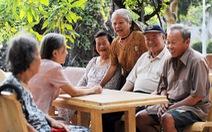 Nâng chất lượng sống cho người già
