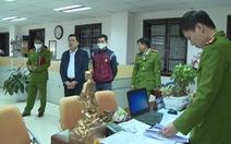 Tạm đình chỉ trưởng phòng Cục Thuế Thanh Hóa nhận tiền doanh nghiệp
