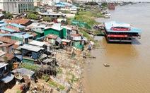 Campuchia mang tin tốt cho sông Mekong