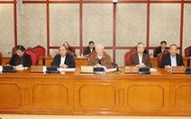 Bộ Chính trị họp về công tác phòng chống dịch COVID-19