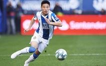 'Ronaldo của Trung Quốc' là một trong 4 cầu thủ Espanyol nhiễm COVID-19