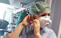 VĐV tuyển quốc gia tình nguyện làm tài xế cứu thương chống dịch COVID-19