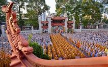 Giáo hội Phật giáo Việt Nam đề nghị không tổ chức lễ Phật đản đông người
