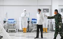 Indonesia thưởng cho y bác sĩ để khuyến khích chống dịch COVID-19