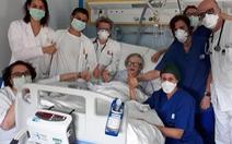 Cụ bà 95 tuổi ở Ý hết COVID-19 dù không uống thuốc kháng virus