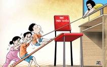 Dạy trực tuyến cho tiểu học: không dễ đâu!