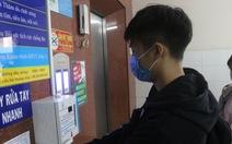 Bệnh viện tự chế máy rửa tay có hệ thống cảm biến tự động