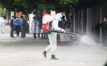 Nghệ An cử 16 y, bác sĩ vào hỗ trợ Đà Nẵng chống COVID-19