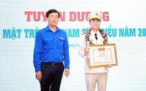 20 gương mặt trẻ Việt Nam trích 200 triệu tiền thưởng ủng hộ phòng chống dịch, hạn mặn