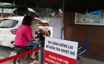 Thông báo khẩn: Ngừng ra vào Bệnh viện Bạch Mai
