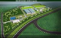 Nhà máy nước Hòa Liên 120.000 m3 ngày đêm hoàn thành trong 15 tháng