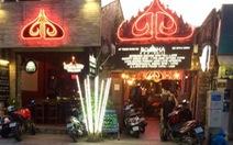 Đề nghị không sử dụng hình ảnh tôn giáo tại quán bar Buddha