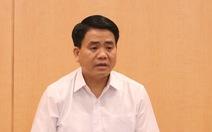 Chủ tịch Hà Nội: 'Dương tính lần 1 cũng phải cách ly ngay. Sai tôi chịu'
