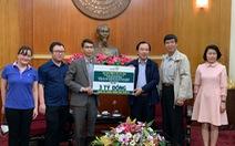 Tập đoàn Wilmar CLV ủng hộ nhu yếu phẩm trị giá 5 tỉ đồng chống dịch COVID-19