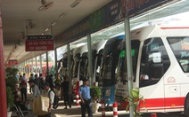 TP.HCM dừng hoạt động vận tải hành khách bằng ôtô 15 ngày kể từ 0h ngày 1-4