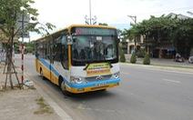 Đình chỉ tài xế xe buýt vì bị phản ảnh đuổi khách do không có tiền lẻ