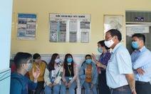 1.000 sinh viên Y khoa ĐH Y Dược Cần Thơ 'ra quân' phòng chống dịch