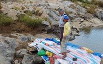 VSH chung tay hỗ trợ người dân địa phương tích nước hồ chứa