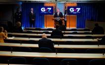 G7 hỗ trợ các nước dễ bị tổn thương